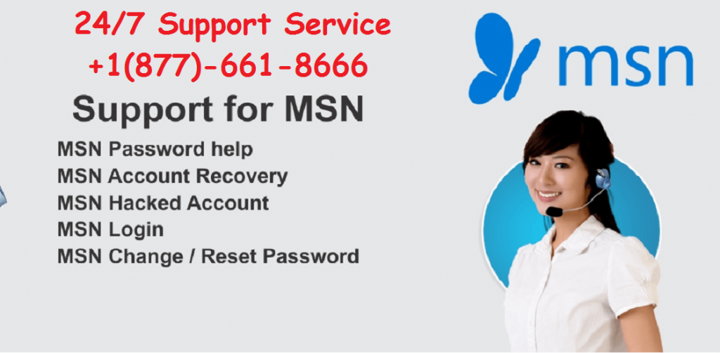 MSN Support Phone Number